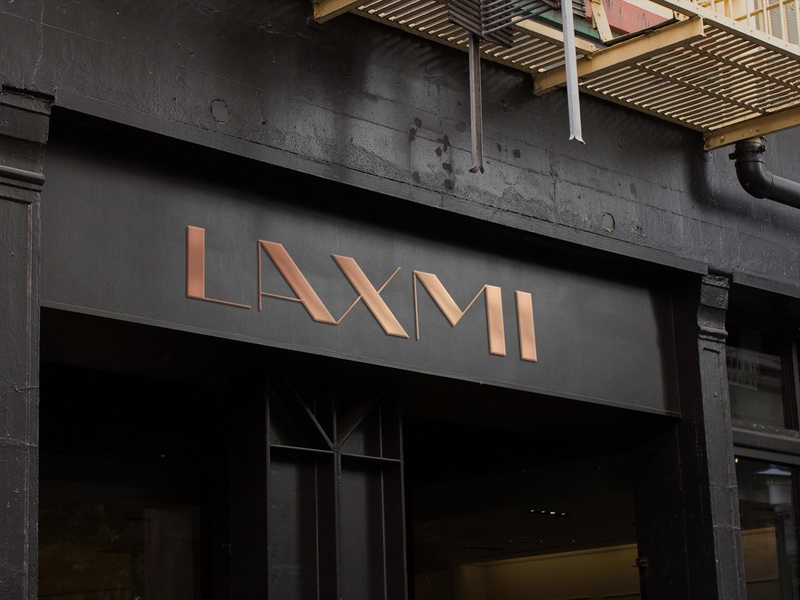 Laxmi – Fair Trade Organic Skincare lifestyle skincare cosmetics fair trade logo package design brand identity branding