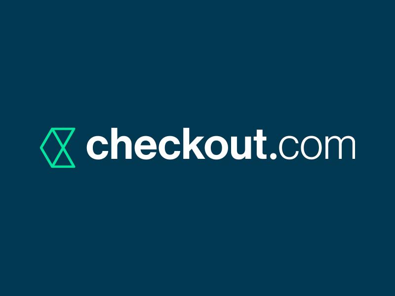 Checkout Brand Indentity wordmark identity logo branding
