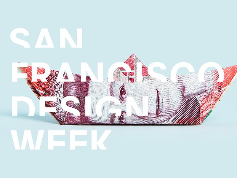 AIGA SF Design Week photography fintech branding brand identity art direction