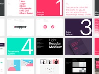 Copper Brand Guidelines