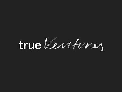True Ventures Rebrand web design system design logo art direction brand brand identity branding
