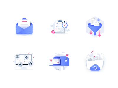 Free icons pack empty state placeholder ux ui freebie free development saas web app illustration icon