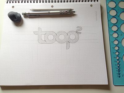 Logo creation process logo branding mobile app typography app logo illustrator animation mobile splash interaction