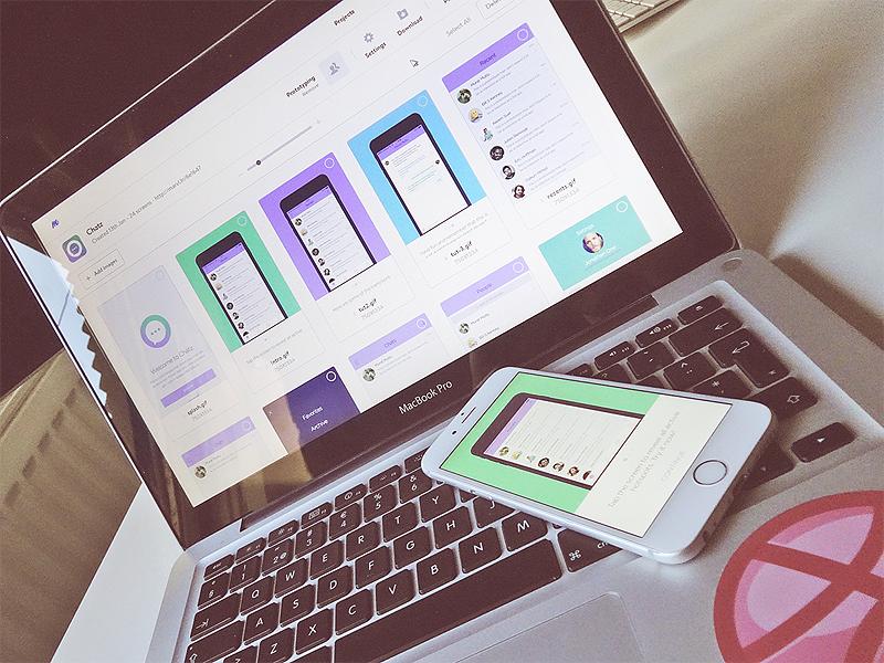 Marvel App Prototyping marvel prototyping ios iphone