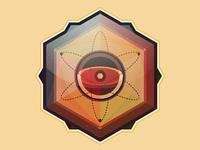 Atomic Hexagon