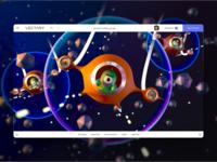Space game design