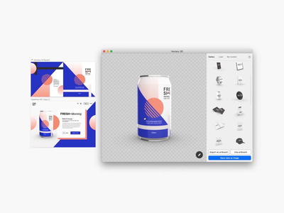 Vectary for Sketch and Figma extensions plugin sketchapp figmadesign sketch figma can branding ui design vectary render 3d
