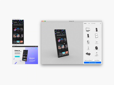 Samsung Galaxy S10 mockup | Sketch and Figma sketch figma sketchapp samsung mockup samsung galaxy samsung app mockup ui app design ux design vectary render 3d