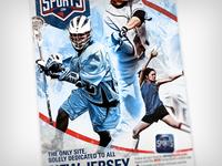 Jersey Sports Promo
