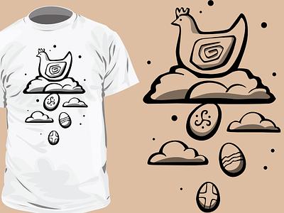 Tshirt design for Rukotvory project folkart rukotvory tshirt