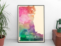 Free Mononoke Poster!