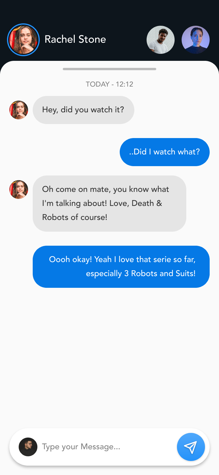 Rachel conversation 2x
