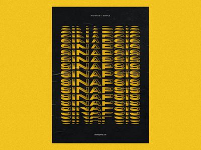 Sinapsis poster