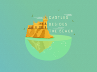 Castles Besides The Beach