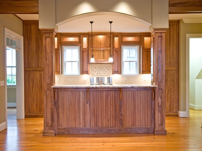 Pecan Ave - Fairhope comfy kitchen wood dream lust