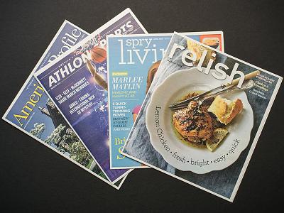 Athlon photo magazine