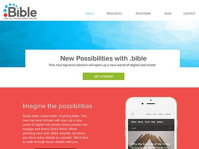 get.bible web ux ui