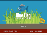 Blue Fish - Mobile