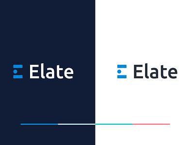 Elate Logo + Brand Identity okr startup branding saas design startup logo startup branding