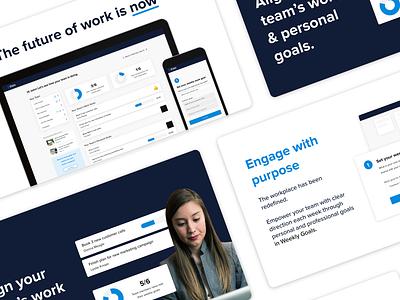 Product Hunt Imagery okr saas design saas launch marketing startup branding startup