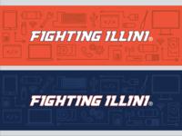 Illinois Athletics IT Services Twitter Image