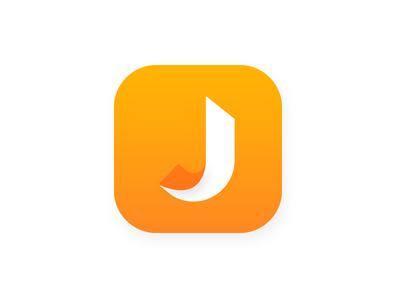 Jaxx   Logo Redesign mark type minimalist clar nic sieo app tech vector logo jaxx