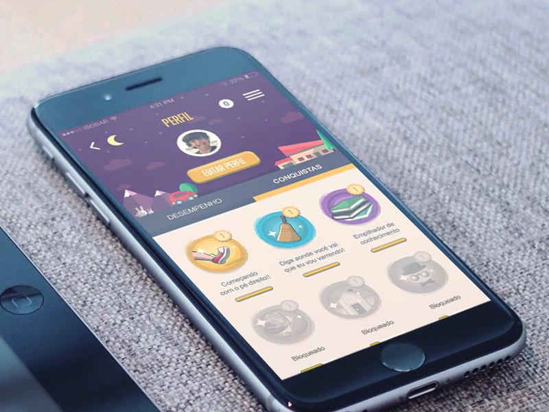 Trato App - by Banco do Brasil banco do brasil kids account badges fintech app
