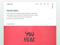 PortfolioX - A Portfolio Template for WordPress