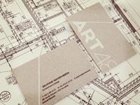 Art48 - Business card