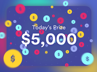 Tribute to HQ Trivia play radial grid purple future fresh money prize gameshow ios trivia hq