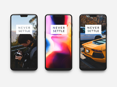 OnePlus 6 PSD Template op6 oneplus 6 frame device vector minimal photoshop ai illustrator mockup theme android
