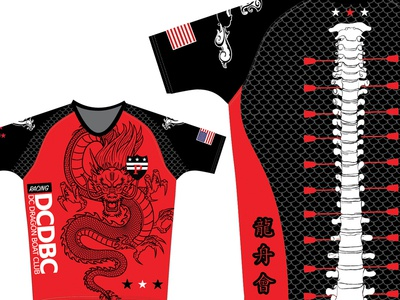 Dragon Boat Shirt Concept