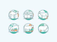 Eid Al-Adha Icon sets