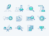 Business and Website icon sets