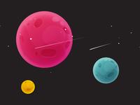 Sugar planet.
