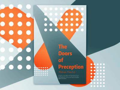 The Doors of Preception visual design poster design poster graphic design