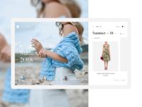 Yuna Style — Concept Home Screen 🖖