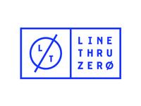 Line Thru Zero Logo