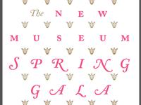 New Museum Spring Gala