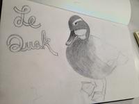 My french ducky friend