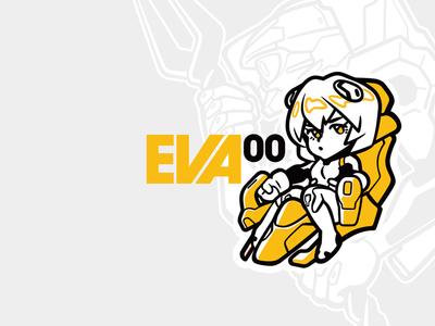 Eva-00 Prototype