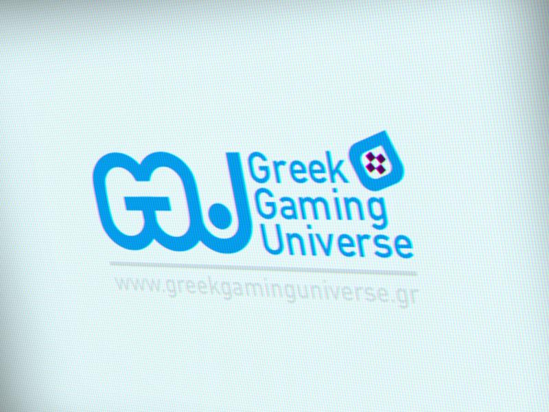 GGU Logo logo ggu gaming brand blue