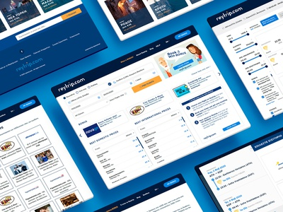 Reytrip.com Design flat design ux user interface ui user interface web design design traveling travel app travel