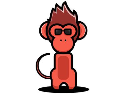 Funky Monkey stylish yoyo monkey