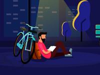 Book and Bike