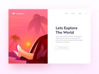 Explore_Landing Page