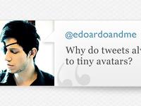 Tweet Widget