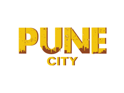 Pune City Sticker