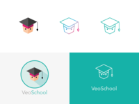 Veo School Logo & Icon