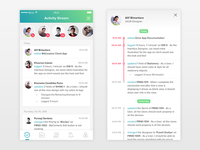 Team Work Management App